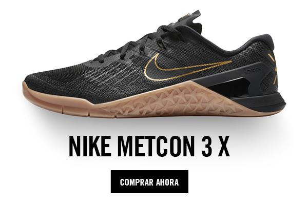 Nike Metcon Black&Gold Hombre