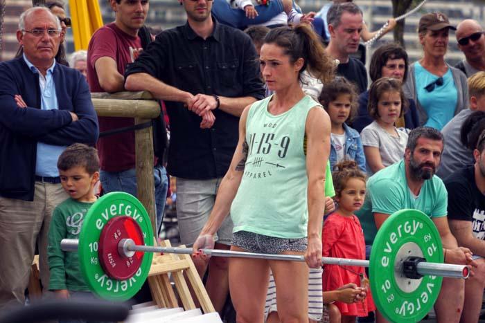 Egoa Alvarado, vencedora categoría Rendimiento
