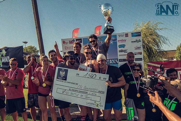 CFDNT 21-15-9 Team vencedores categoría elite