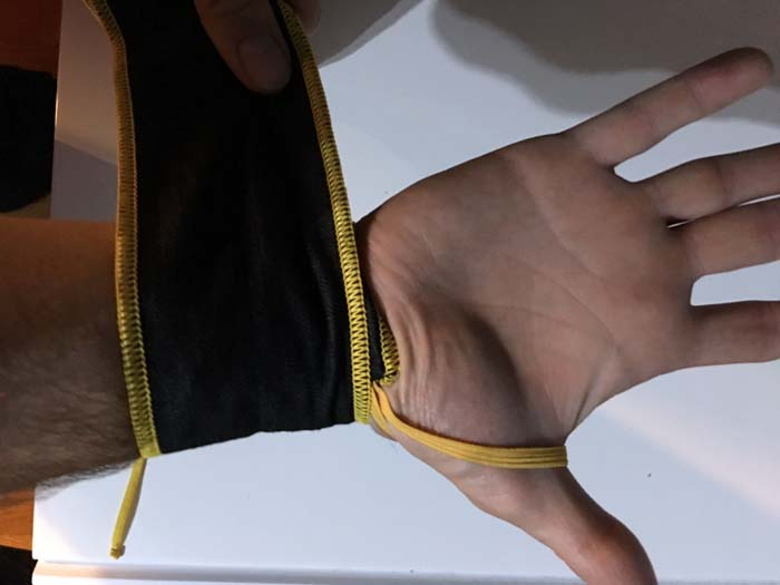 muñequeras wrist wrap