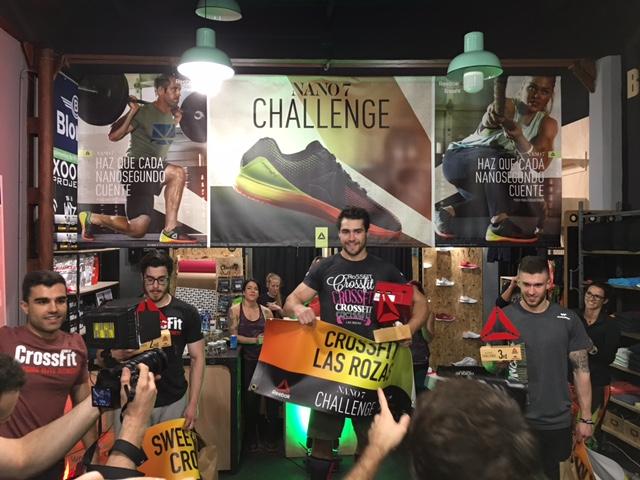 podio nano challenge