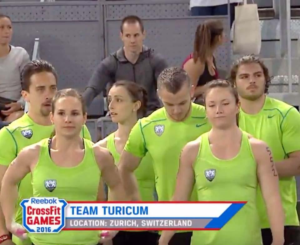 CrossFit Turicum regionals