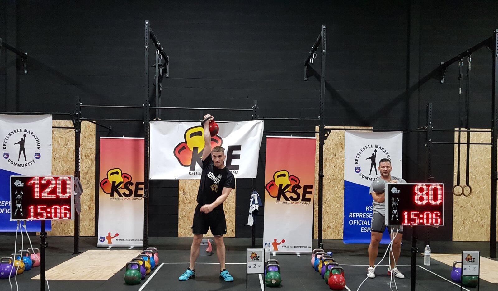 Open Internacional de Navarra de Kettlebell Sport