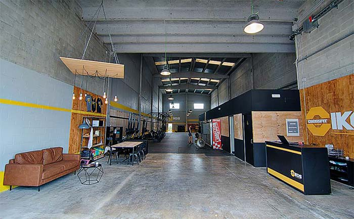 CrossFot oikos project box training