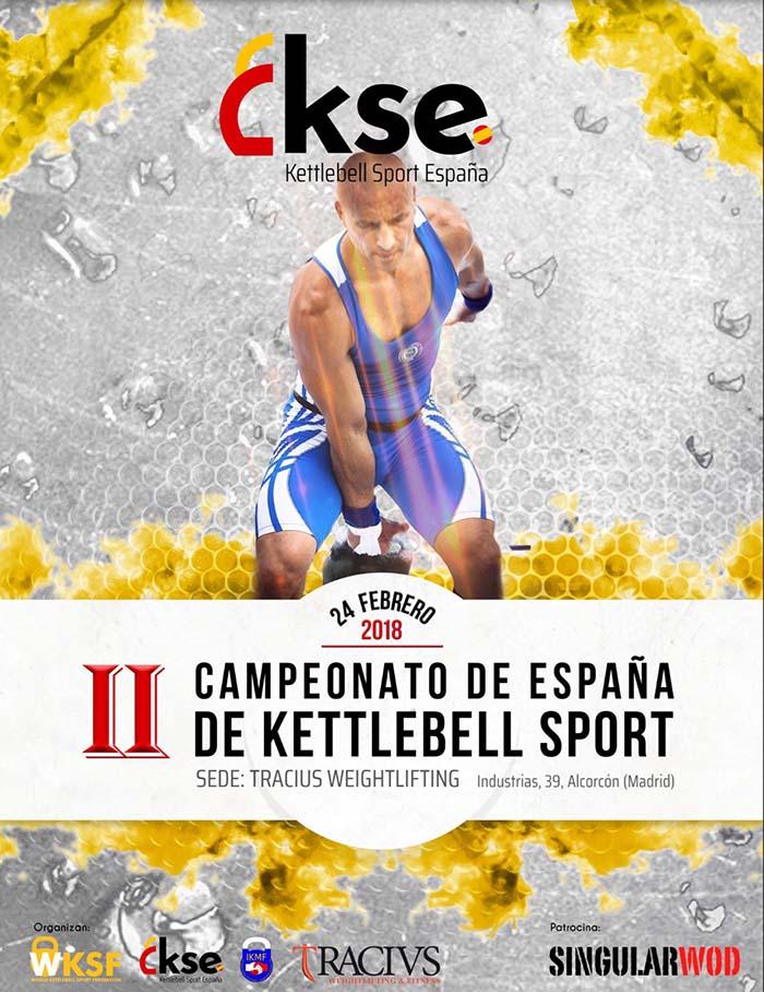 campeonato España Kettlebell Sport