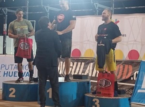 podio huelva challenger