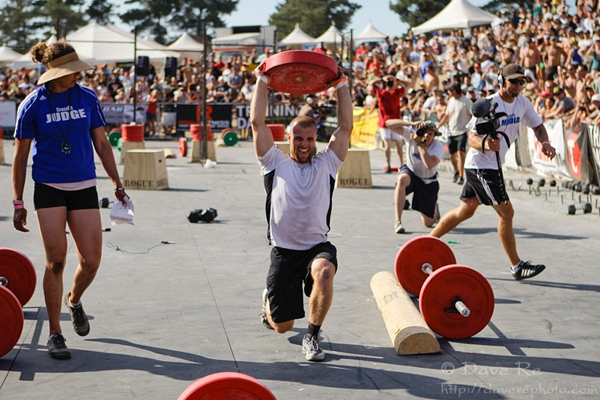 Mikko-Salo-overhead-lunge-CrossFit-Games-2009