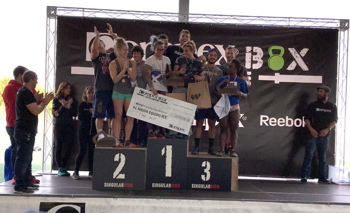 podium rx