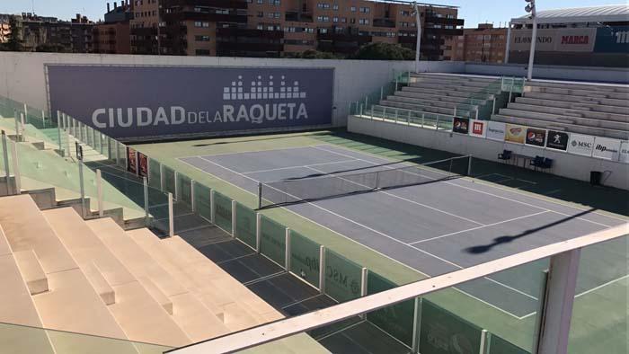 spanish throwdown foto ciudad raqueta