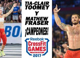 campeones reebok crossfit Games