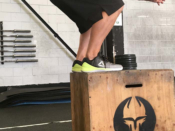 Reebok Nano 7 CrossFit Games pack