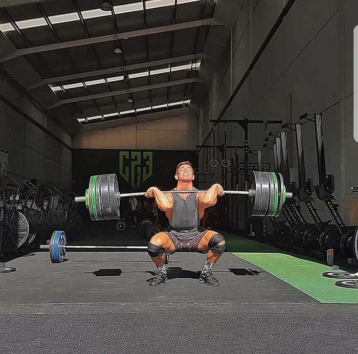 David Crespo - Foto C23 CrossFit -